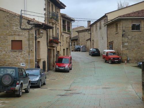 Calles de Samaniego