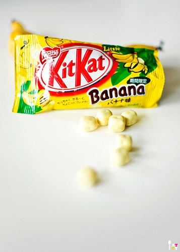 Banana KitKat