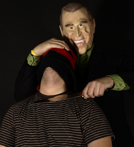 Bush And Abu Ghraib