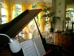 villa la gloriette chambre d'hte le piano ROUEN (villalagloriette) Tags: la rouen villa chambre gloriette dhte