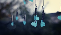 Hanging hearts (margyyy) Tags: aplusphoto