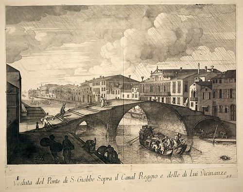 009 Vista del Puente San Giobbe sobre el canal Real