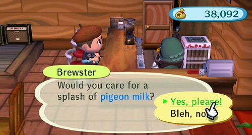 Pidgeon Milk is Real.