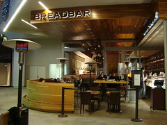 Exterior of Century City BreadBar