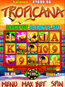 Mobile Slots: Tropicana by WinAsUGo Mobile Casino