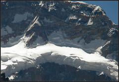 Glaciar- Aconcagua (Oitana) Tags: parque argentina america de mendoza montaa glaciar vacaciones hielo techo provincial aconcagua