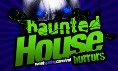 SpringFright: Hunted House Horrors (west spring journeys) Tags: house horrors hunted