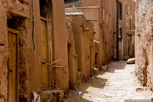 Abyaneh village, Iran.