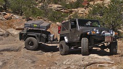 Walkabout (Tuggerdave ) Tags: offroad trailer