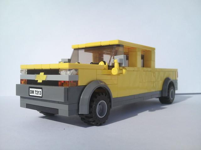 2002 chevrolet lego pickup hd silverado 1500