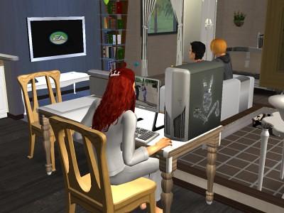 Sims 3 Surprise