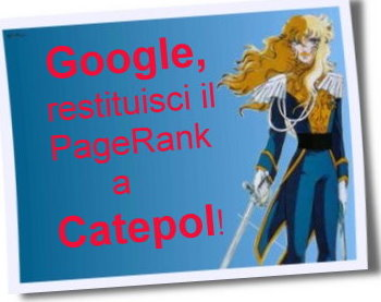 Pagerank, Blogbabel e l'ontologia del top-blogger