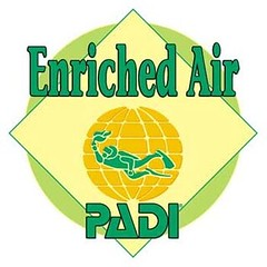PADI Enriched Air Diving Specialty