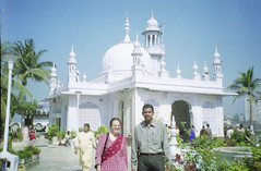 A Muslim Tomb? (Jennifer Kumar) Tags: islam tomb bombay mumbai india1998 negativescanmuslim