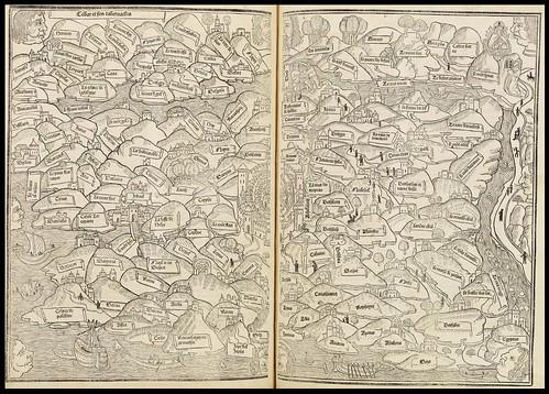 La mer des histoires - Rudimentum novitiorum 1491