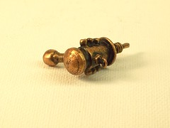 TINY Kilroy Special Retro Ray Gun Pendant Dangle 2 (Builders Studio) Tags: christmas wood fiction sculpture mars art classic window self trek comics toy death star mirror miniature necklace punk gun ray technology hand view geek arm tech space painted side alien rear rifle decoration mini jewelry science ufo retro steam nasa replica suncatcher ornament weapon pistol scifi laser hanging stunner pulp wars rogers buck dangle hang defense prop pendant martian geekery raygun invaders blaster phaser steampunk