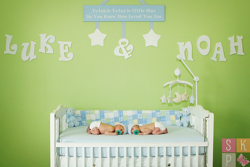 Check out these pictures for inspiration and ideas on the perfect nursery