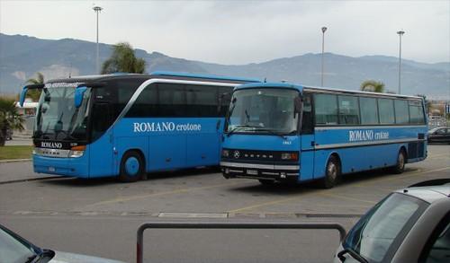 Autobus Romano. Foto dalla rete.