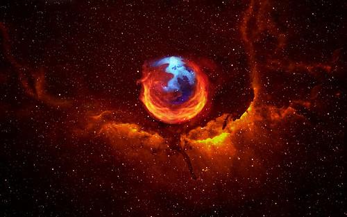 Firefox Galaxy