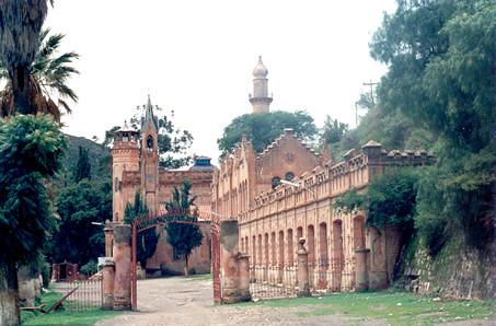 Castillo de la Glorieta Sucre-Bolivia por sofia ninoska.