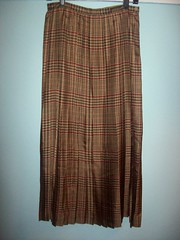Ralph Lauren Women's Silk Pleated Skirt Size 8 $20 (From My Home To Yours) Tags: classic silk womens polyester pleated pleats size8 ralphlaurenskirt