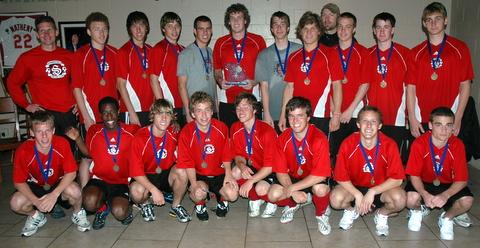 Missouri State Champions - Springfield SC U17s