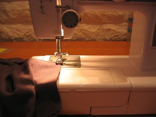 night sewing