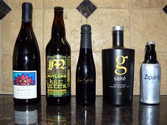 May 13th Bevmo Trip (krynsky) Tags: beer wine ale sake scotch pinot bock zipang