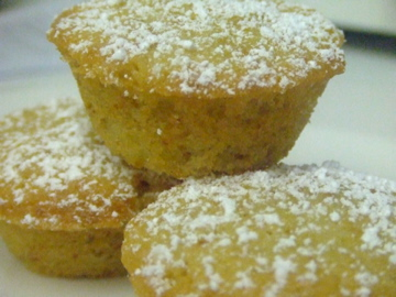 Traditional Madeleines (Muffins)