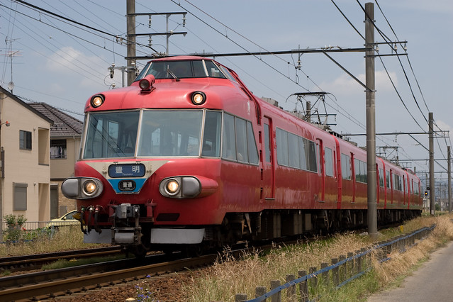 "Meitetsu series 7000 ""Panorama car"" / 名鉄7000系パノラマカー"