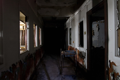 Hallway.01 - Triple Shot