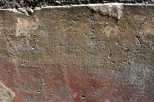 Pompeii Graffiti