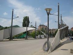Mitrovica bridge (RhiannonCarnie) Tags: bridge kosova kosovo mitrovica