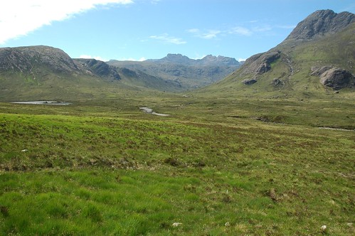 Harta Corrie from Glen Sligachan