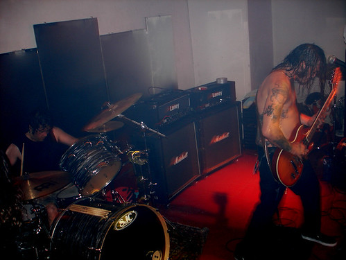 High On Fire @ Morlock Gallary