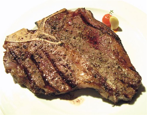 porterhouse up close