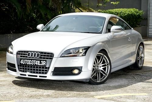 Audi TT .
