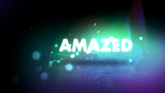 Amazed (invisibleElement) Tags: motion design video amazed mograph