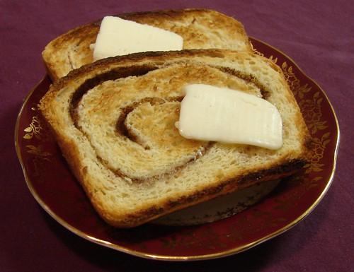 White Bread Twist