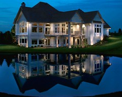Cincinnati Lakehouse (Outdoor Lighting Perspectives) Tags: architecturallighting outdoorlighting landscapelighting copperpathlights safetylightingoutdoorlightinglandscapelightingcopperpathlightsarchitecturallightingsafetylighting
