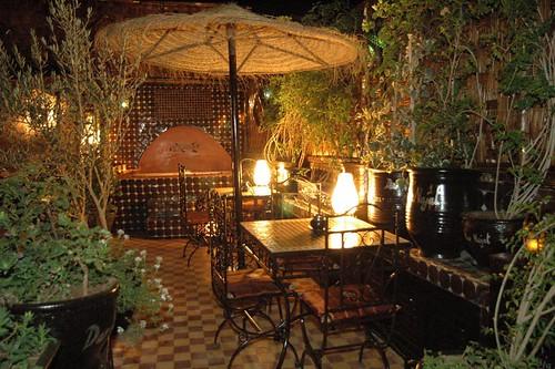 small luxury hotel in  marrakech,cool riad by black zitoun:riad dar najat!