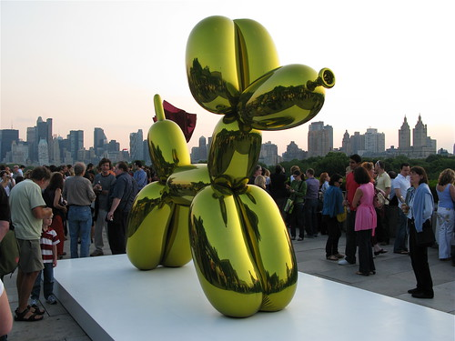Koons on the Roof, 4
