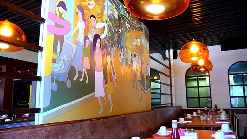 mums mural