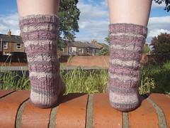 Ankh Socks 8