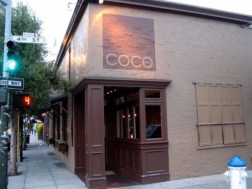 COCO 500 exterior