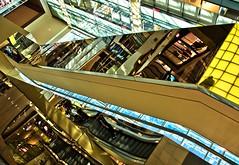 (navidbaraty) Tags: sf sanfrancisco california 15fav abstract mall westfieldcentre