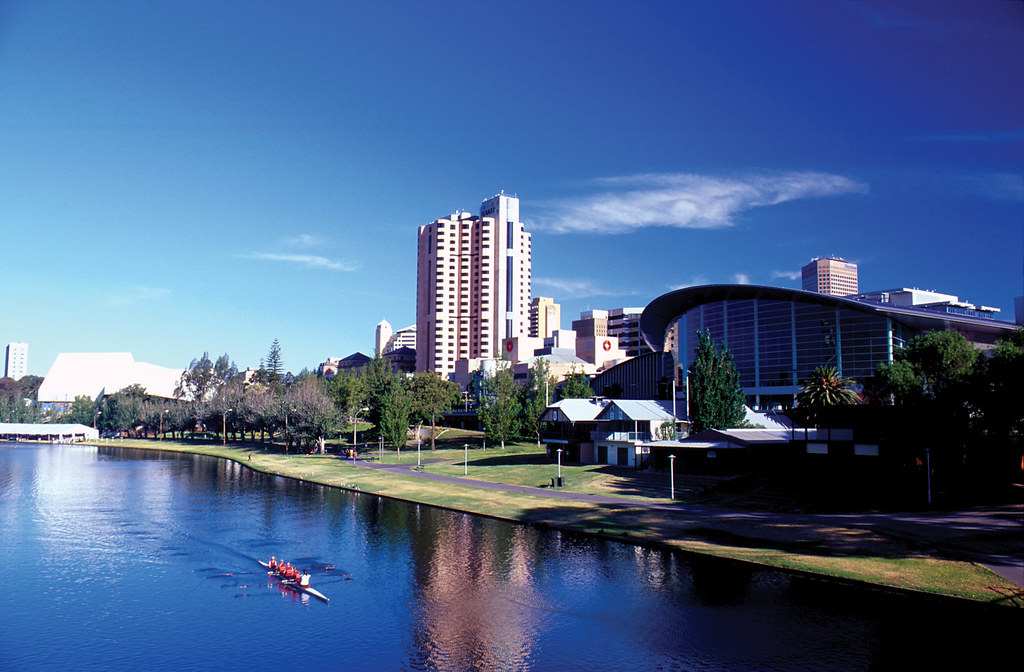 Adelaide - City