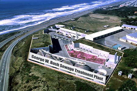 george-w-bush-sewage-treatment-plant