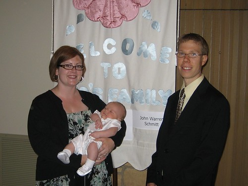 Godparents and John