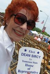 dean sircy buys moms vote